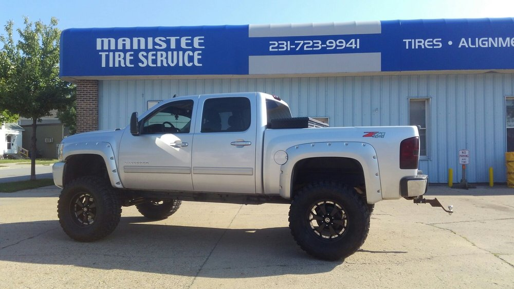 Manistee Tire Service: 74 Division St, Manistee, MI