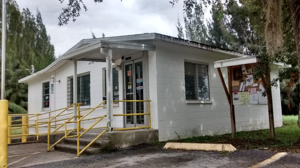 USPS Post Office: 18925 Aripeka Rd, Aripeka, FL