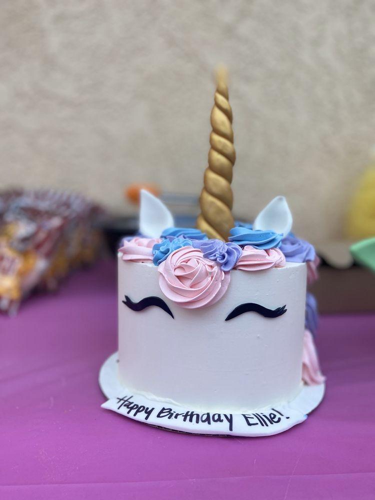 Sweet Nothings Cake Shop: 1849 Huntington Dr, Duarte, CA