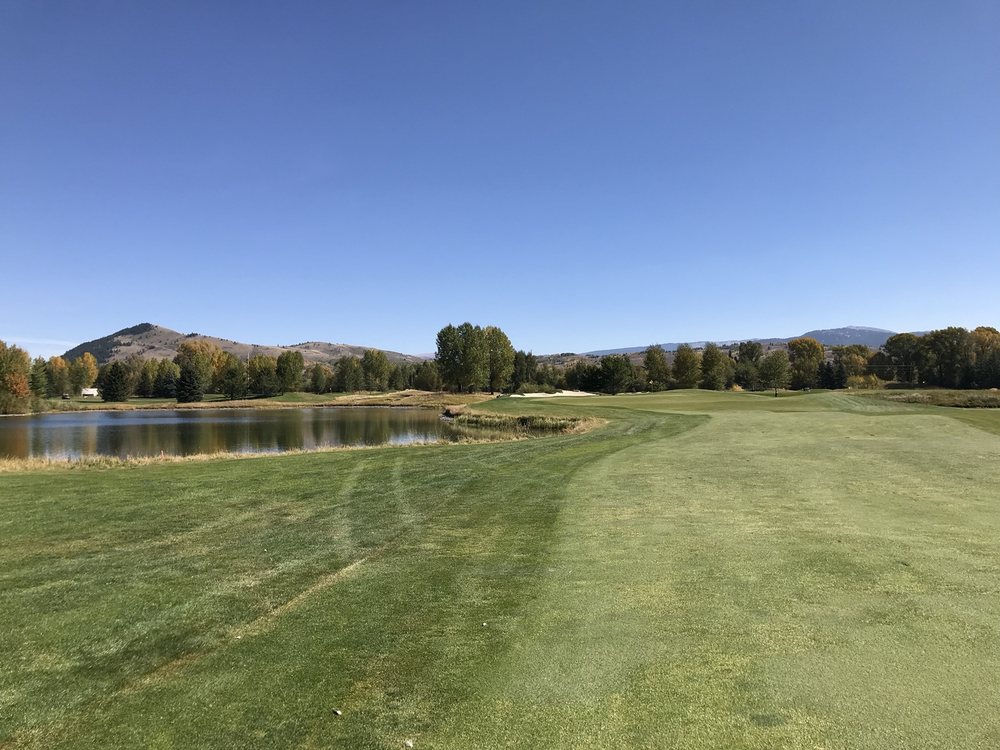 Teton Pines Resort & Country Club: 3450 Clubhouse Dr, Jackson, WY