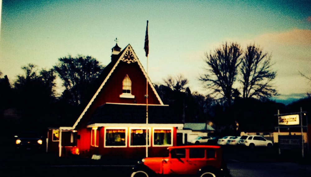 Dairyland Drive-In: 1220 N Union Ave, Fergus Falls, MN