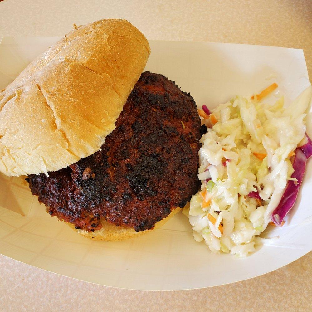 R & J Texas Style BBQ on Wheels: 589 Elm St, Milford, NH