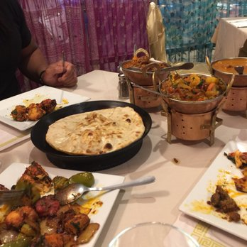 Photo Of Kitchen Of India   Parkville, MD, United States. Mixed Tandoori  Grill
