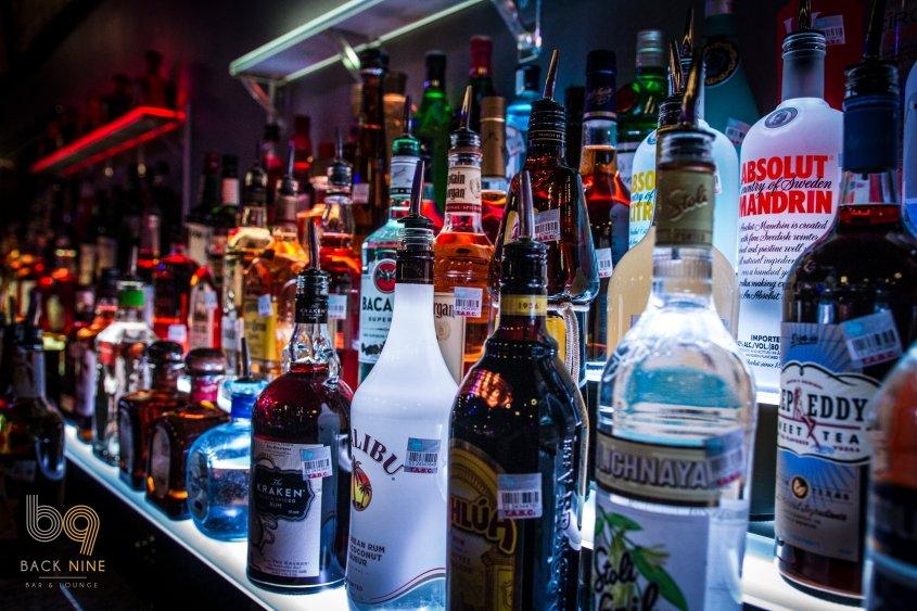 Back Nine Bar & Lounge: 1441 N Zaragoza Rd, El Paso, TX