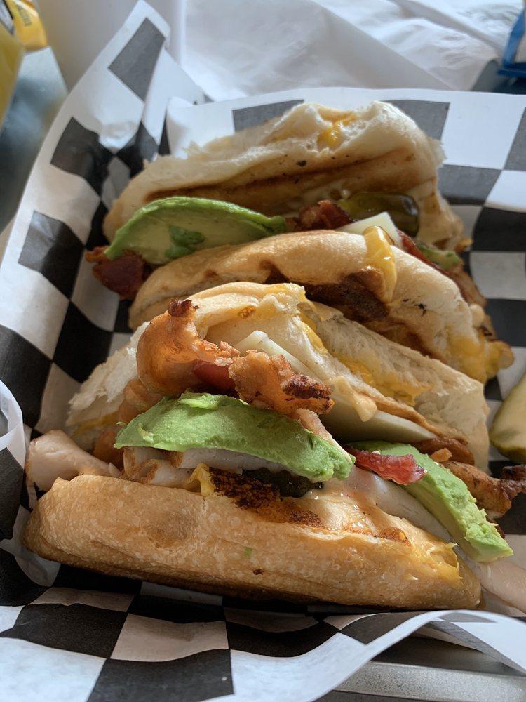 Brick Street Sandwiches: 205 E Main St, Nacogdoches, TX