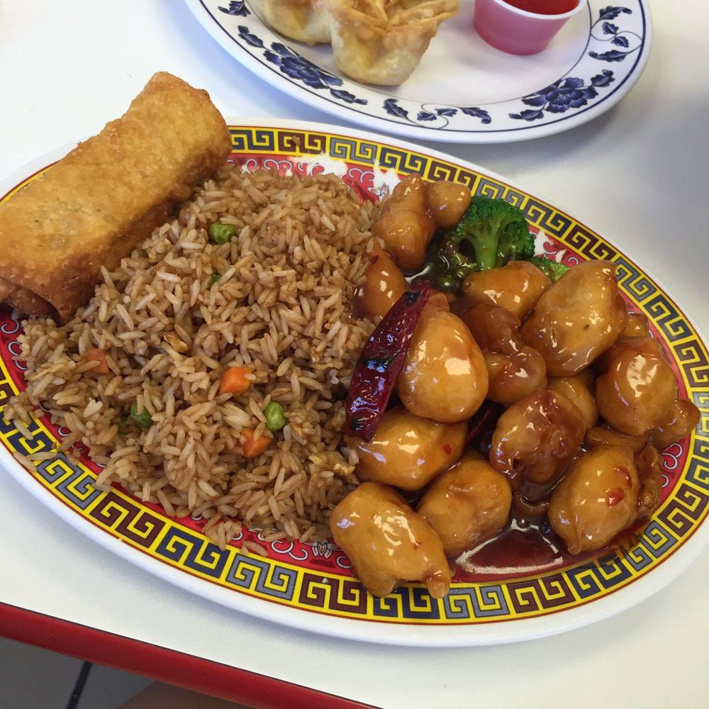 Three Happiness Chinese Food Delivery Amp Dine In 18