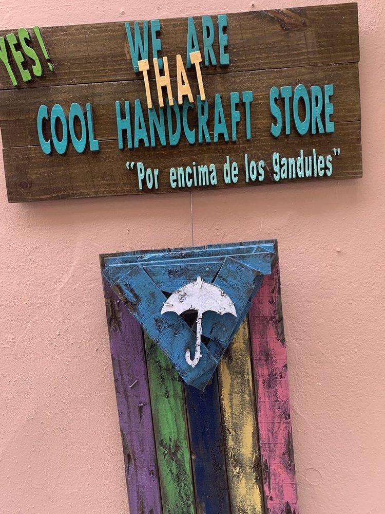 The Handcraft Store: Calle Fortaleza 101, San Juan, PR