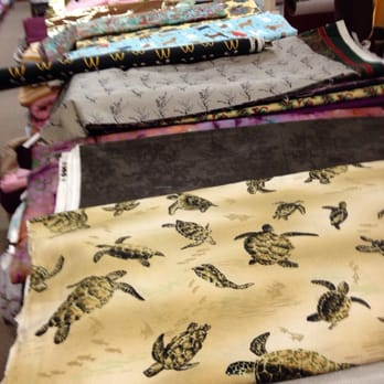 Photo Of Discount Fabric Warehouse   Kahului, HI, United States. Clearance  Piles In
