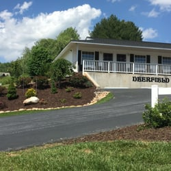 Photo Of Deerfield Hayesville Nc United States West Side Property Entrance