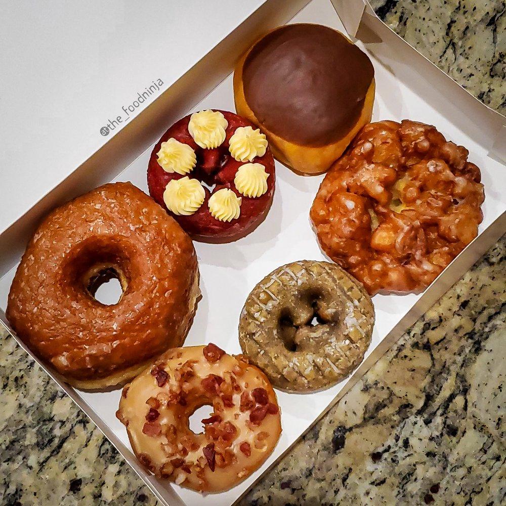 Texas Donuts: 8224 Gunston Corner Ln, Lorton, VA