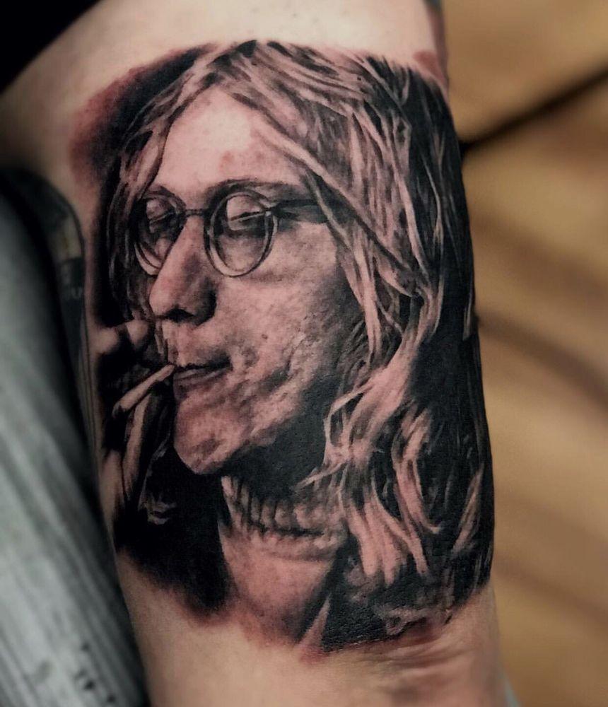 Cosmic Primate Tattoo: 136 S York Rd, Hatboro, PA