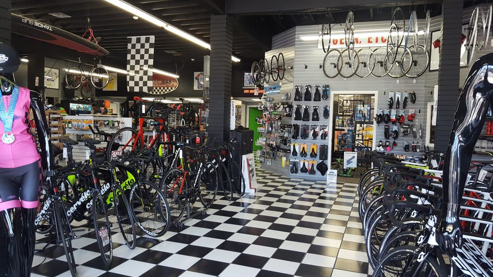 how much is a bike shop worth