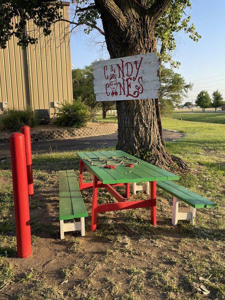The Candy Cones: 1100 E Grand Ave, Haysville, KS