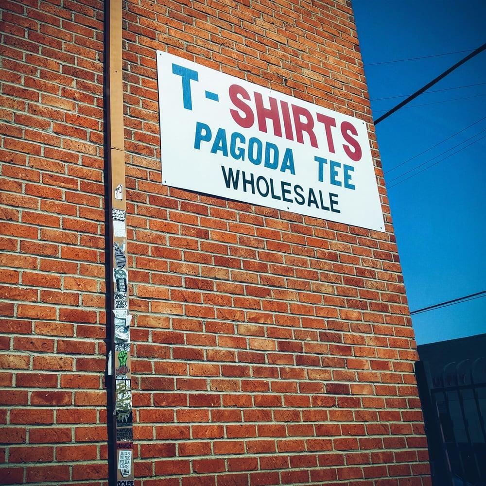 Pagoda T-Shirts
