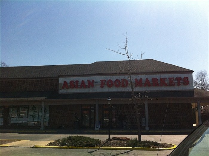 Asian food markets in south jersey