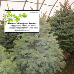 Photo Of Johnston Evergreen Nursery Erie Pa United States S Gift