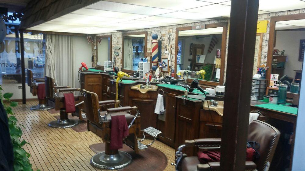 Calimesa Plaza Barber Styling: 34036 County Line Rd, Yucaipa, CA
