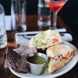 Photo Of Fig Farro Minneapolis Mn United States Magic Avocado Burrito