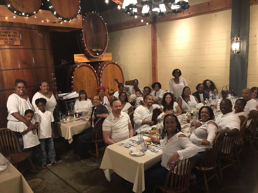 Photo Of San Antonio Winery Los Angeles Ca United States All White Party Al Unique Birthday Ideas