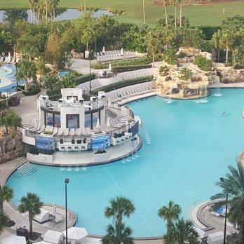 Photo Of Orlando World Center Marriott Fl United States Tv S At