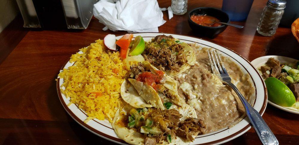 Tacos Don Nacho