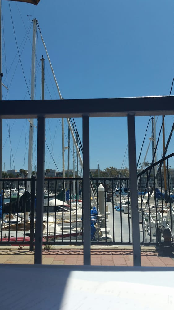 Photo Of Chart House Marina Del Rey Ca United States View From