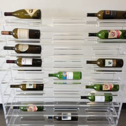 Photo Of Precision Plastics Sacramento Ca United States Acrylic Wine Rack