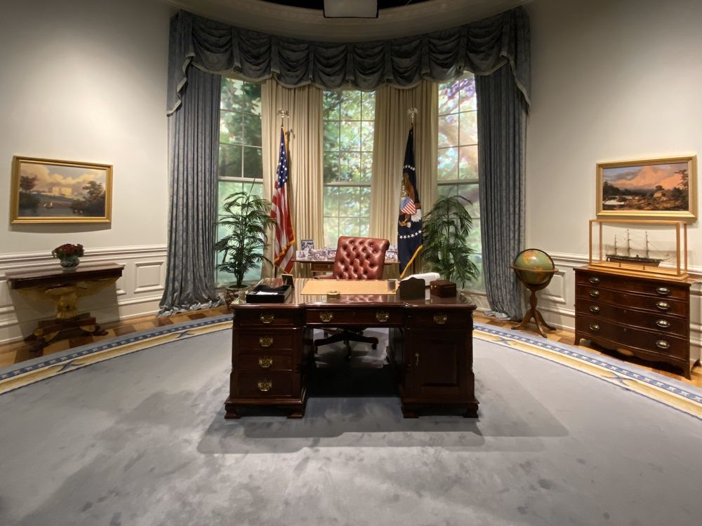 Social Spots from George H.W. Bush Presidential Library and Museum