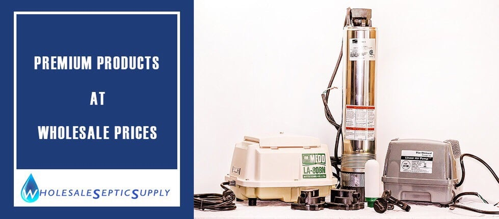 Wholesale Septic Supply: 395 County Rd 608, Dayton, TX