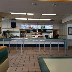 Photo Of Burger King Springville Ut United States Front Counter