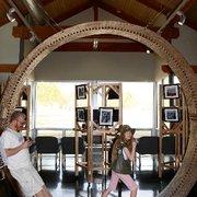 Eastern Sierra Interagency Visitor Center - 120 Photos ...