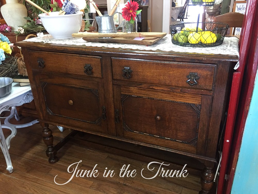 Photo of Junk In The Trunk - Algood, TN, United States. Gorgeous antique - Gorgeous Antique Furniture At Affordable Prices!!! - Yelp