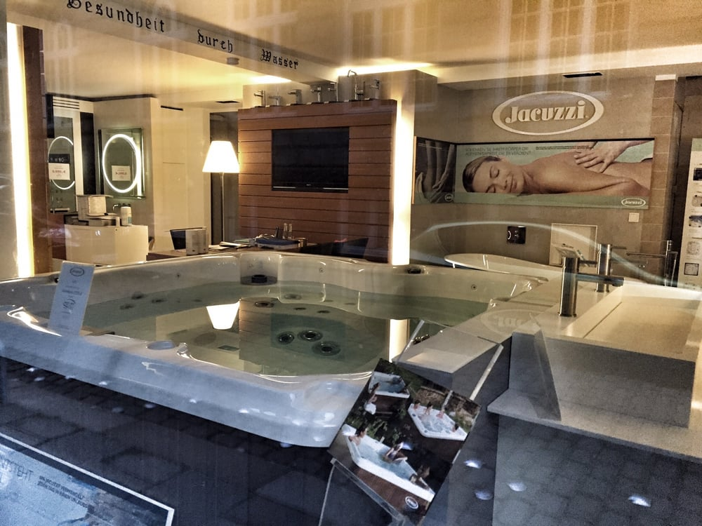 jacuzzi concept store pool whirlpool ferdinandstr. Black Bedroom Furniture Sets. Home Design Ideas