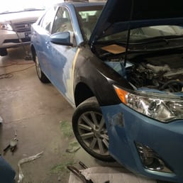 All Around Auto Body Auto Repair Moonachie Nj Phone Number