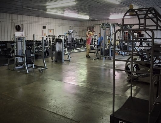 Rhino Fitness: 326 E 9th St, Holton, KS
