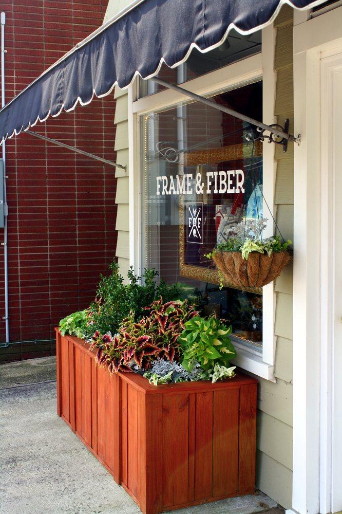 Frame & Fiber: 1004 Trenton Ave, Point Pleasant Beach, NJ