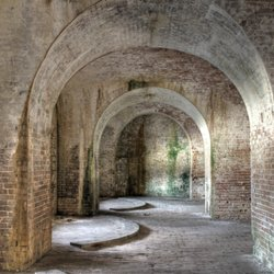 Photo Of Fort Pickens Gulf Islands National Park Pensacola Beach Fl United States