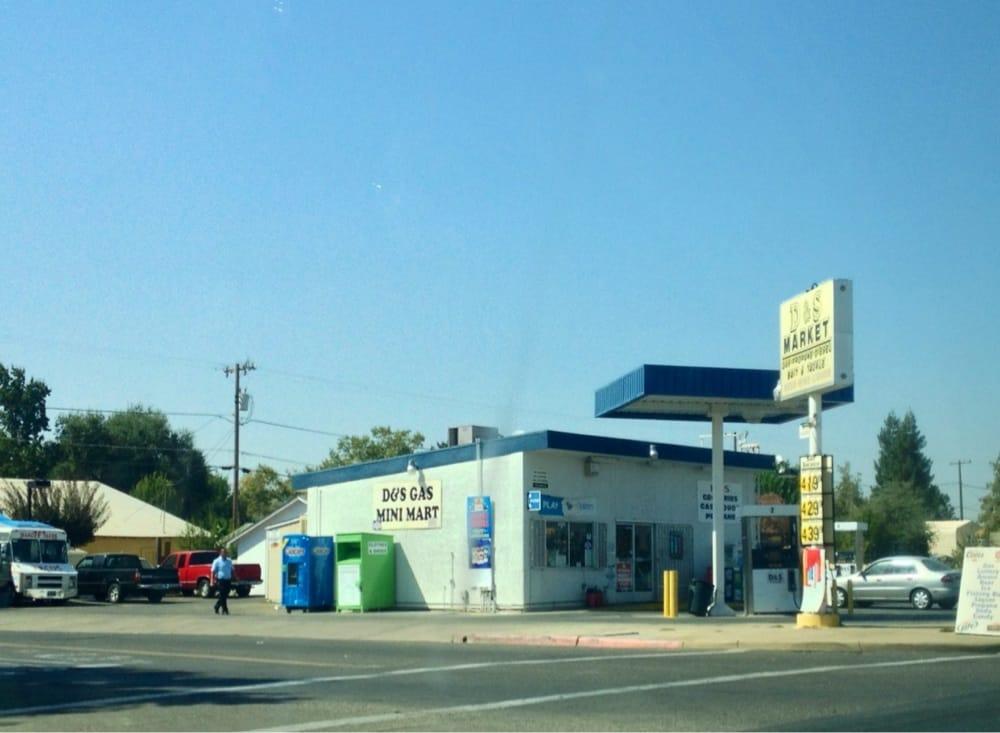 Dns Gas Mini Mart: 3853 Santa Fe Ave, Le Grand, CA
