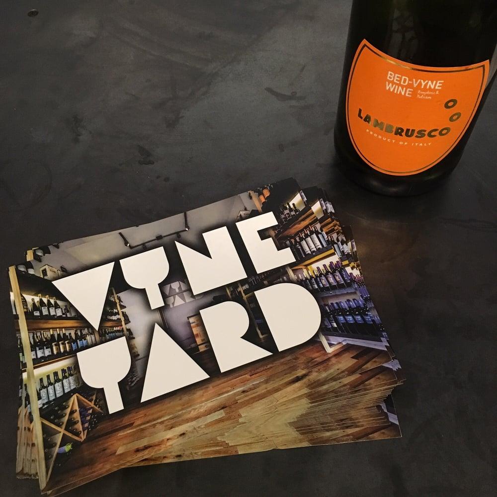 Vyne Yard