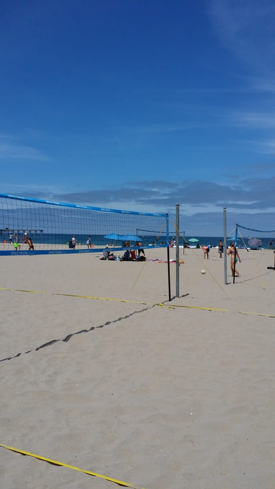 Photo Of Ocean Beach Volleyball Courts San Go Ca United States Ob