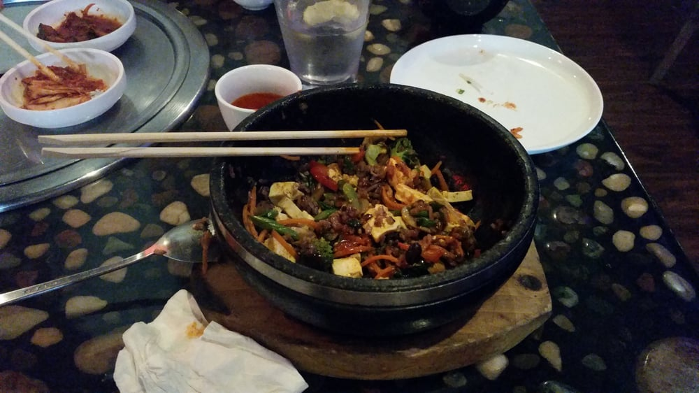 Korean Food Near Stony Brook
