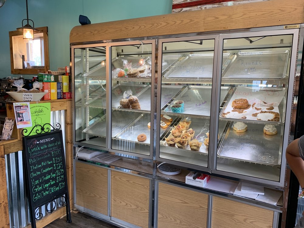 Rustic Grounds Cafe and Market: 503 N Main St, Lawton, MI