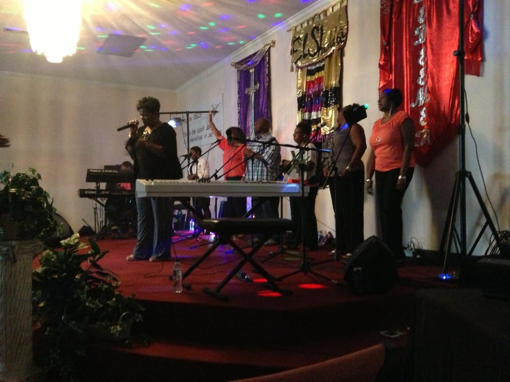 Rhema Christian Center: 7850 Plank Rd, Baton Rouge, LA