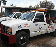 Towing business in Gainesville, FL