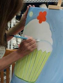 Paint N' Fun: 782 New River Rd, Christiansburg, VA