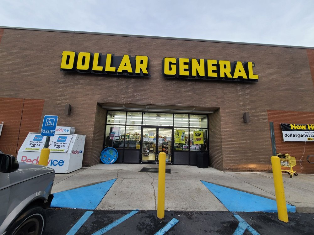 Dollar General Store: 2419 Palomino Ln, Birmingham, AL