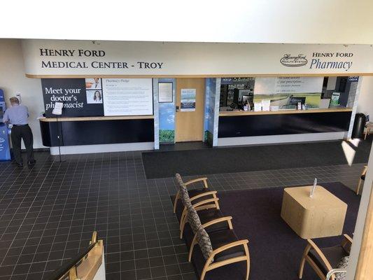 Henry Ford Medical Center - Troy 2825 Livernois Rd Troy, MI