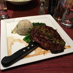 Photo Of Islands Dining Room   Orlando, FL, United States. Kalbi Steak With