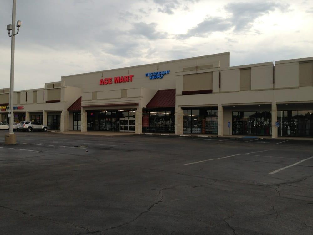 Ace Mart Restaurant Supply Dallas Tx