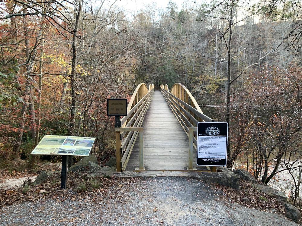 High Falls Park: 969 County Rd 144, Groveoak, AL